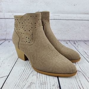New Naturalizer Soul Skyla Ankle Booties
